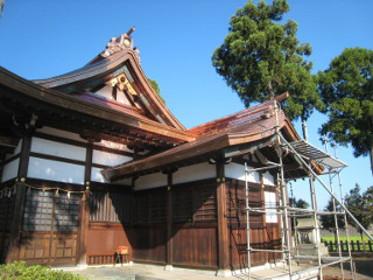 石田神社 事例写真2