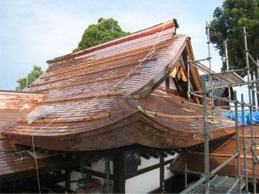石田神社 事例写真3